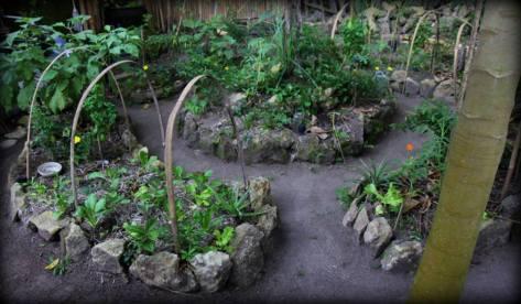 Kebun Berbentuk Mandala
