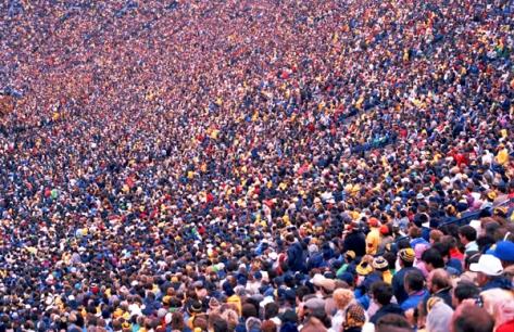 populasi dunia pada tahun 2025 diperkirakan mencapai 8,1 miliar orang